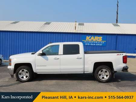 2015 Chevrolet Silverado 1500 LT 4WD Crew Cab for Sale  - F65110  - Kars Incorporated