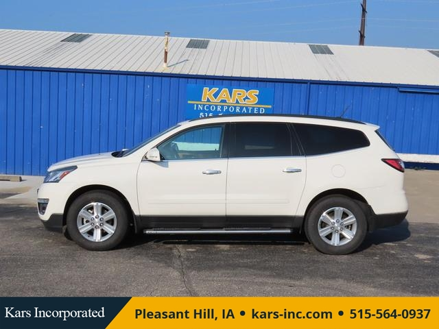 2014 Chevrolet Traverse LT AWD  - E99661P  - Kars Incorporated