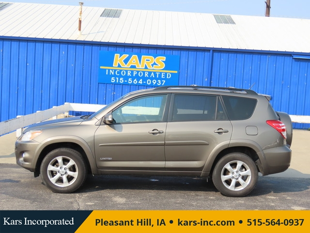 2010 Toyota RAV-4 LIMITED 4WD  - A27254  - Kars Incorporated