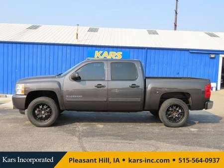 2010 Chevrolet Silverado 1500 LT 4WD Crew Cab for Sale  - A28217  - Kars Incorporated