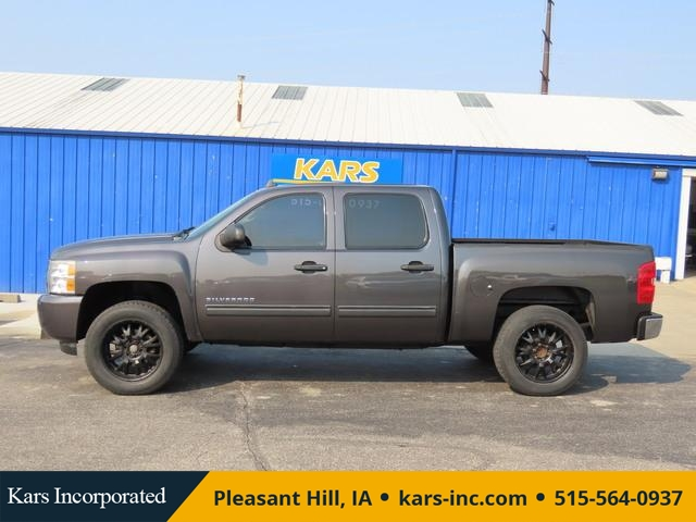 2010 Chevrolet Silverado 1500 LT 4WD Crew Cab  - A28217  - Kars Incorporated