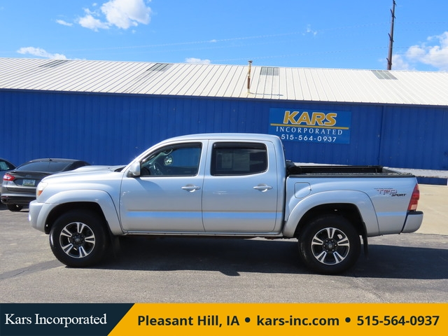 2007 Toyota Tacoma DOUBLE CAB 4WD  - 733892  - Kars Incorporated