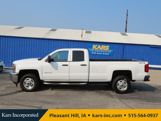 2015 Chevrolet Silverado 2500HD HEAVY DUTY LT 4WD  - F26735P  - Kars Incorporated