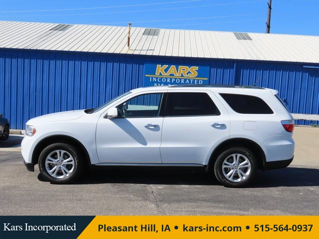 2013 Dodge Durango CREW AWD  - D97007P  - Kars Incorporated