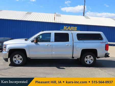 2017 Chevrolet Silverado 1500 LT 4WD Crew Cab for Sale  - H08291P  - Kars Incorporated