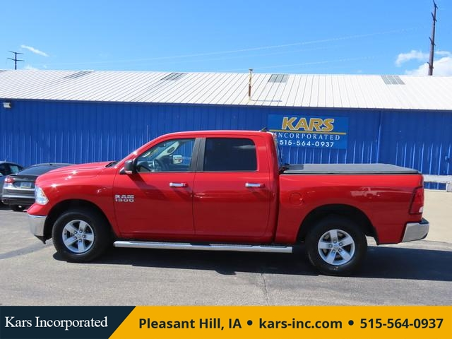 2016 Ram 1500 SLT 4WD Crew Cab  - G06429  - Kars Incorporated