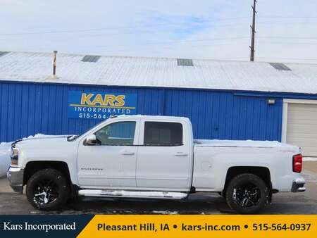 2017 Chevrolet Silverado 1500 LT 4WD Crew Cab for Sale  - H63906P  - Kars Incorporated