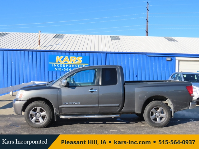 2005 Nissan Titan XE 4WD  - 530151P  - Kars Incorporated