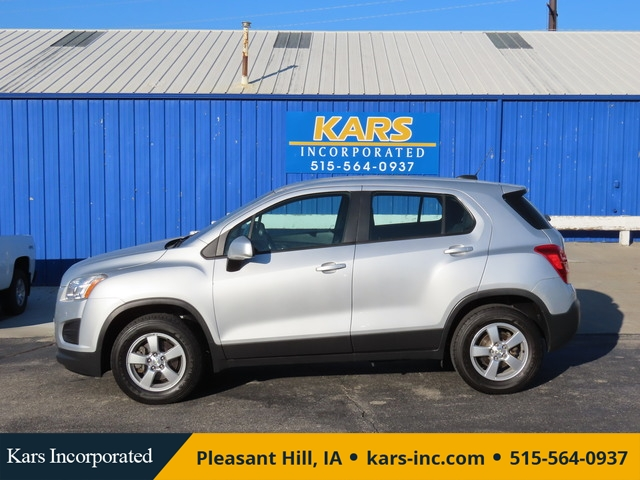 2015 Chevrolet Trax 1LS AWD  - F23682P  - Kars Incorporated
