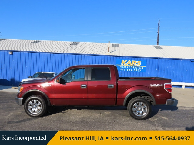 2009 Ford F-150 SUPERCREW 4WD  - 914477  - Kars Incorporated