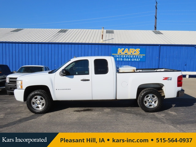 2009 Chevrolet Silverado 1500 LT 4WD Extended Cab  - 905266  - Kars Incorporated