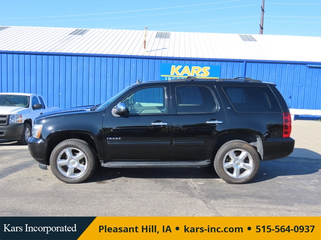 2013 Chevrolet Tahoe 1500 LT 4WD  - D78834P  - Kars Incorporated