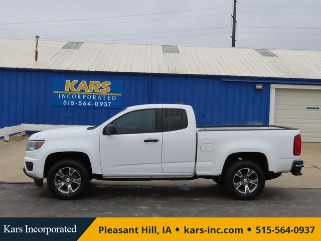 2015 Chevrolet Colorado 4WD WT Extended Cab  - F47986  - Kars Incorporated