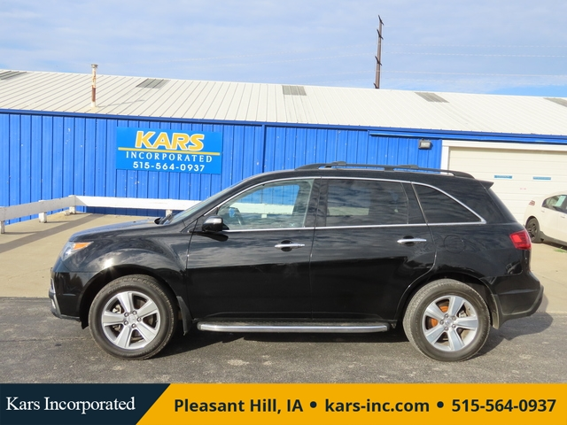 2012 Acura MDX TECHNOLOGY AWD  - C24064P  - Kars Incorporated