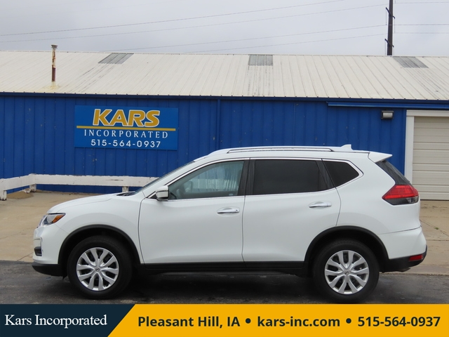 2017 Nissan Rogue S AWD  - H38124  - Kars Incorporated