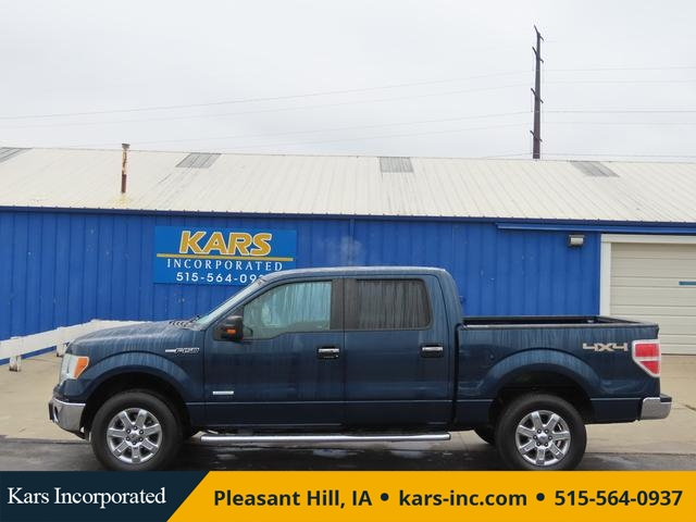 2014 Ford F-150 SUPERCREW 4WD  - E12732  - Kars Incorporated