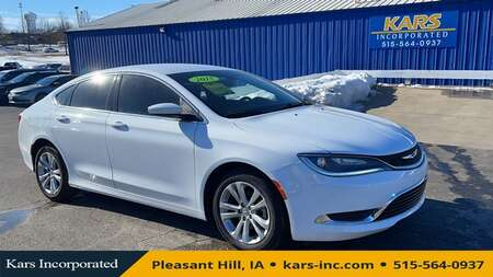 2015 Chrysler 200 LIMITED for Sale  - F85402P  - Kars Incorporated