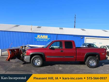 2005 Chevrolet Silverado 1500 Z71 4WD Extended Cab for Sale  - 529172  - Kars Incorporated
