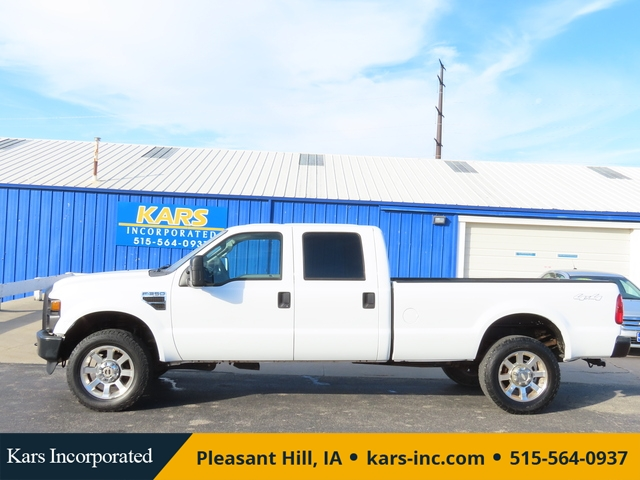 2010 Ford F-350 SUPER DUTY 4WD Crew Cab  - A16485  - Kars Incorporated