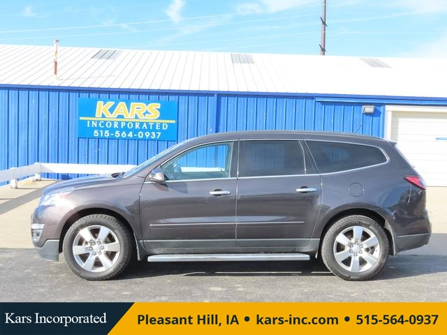 2013 Chevrolet Traverse LTZ AWD  - D45950P  - Kars Incorporated
