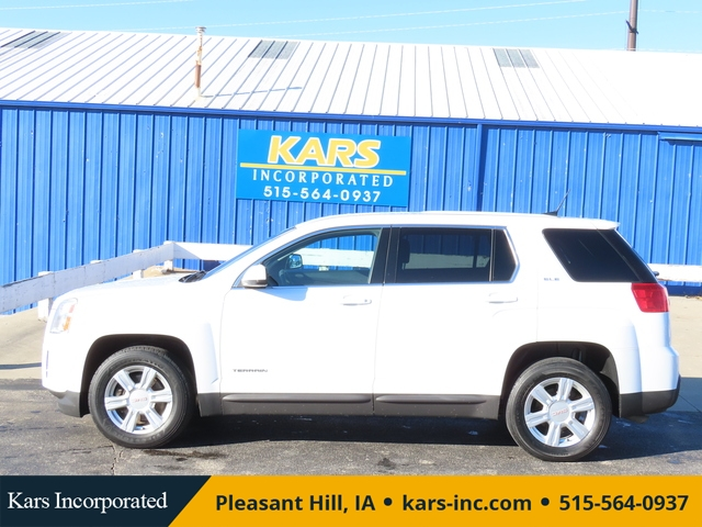 2015 GMC TERRAIN SLE AWD  - F33254P  - Kars Incorporated