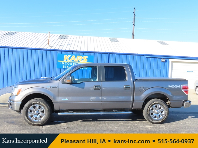 2012 Ford F-150 SUPERCREW 4WD  - C42725  - Kars Incorporated