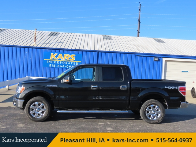 2013 Ford F-150 SUPERCREW 4WD  - D47397P  - Kars Incorporated