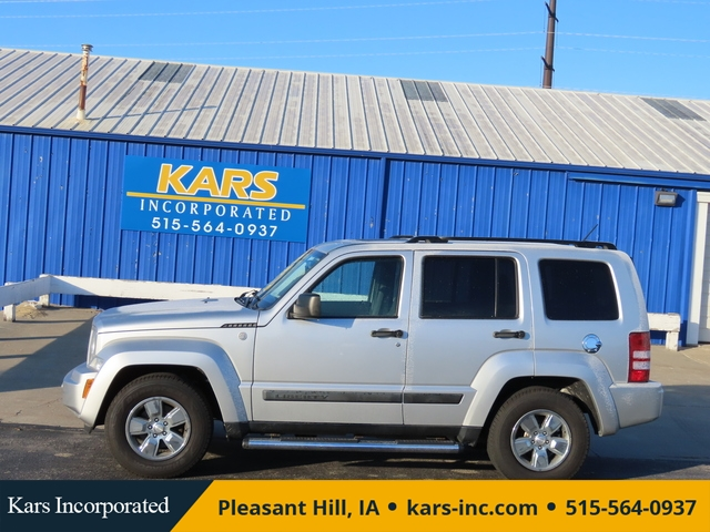 2010 Jeep Liberty SPORT 4WD  - A12870P  - Kars Incorporated