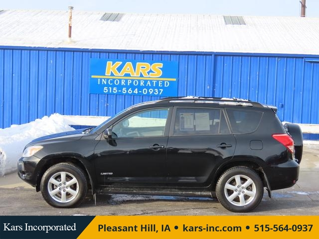 2008 Toyota RAV-4 LIMITED 4WD  - 867093P  - Kars Incorporated