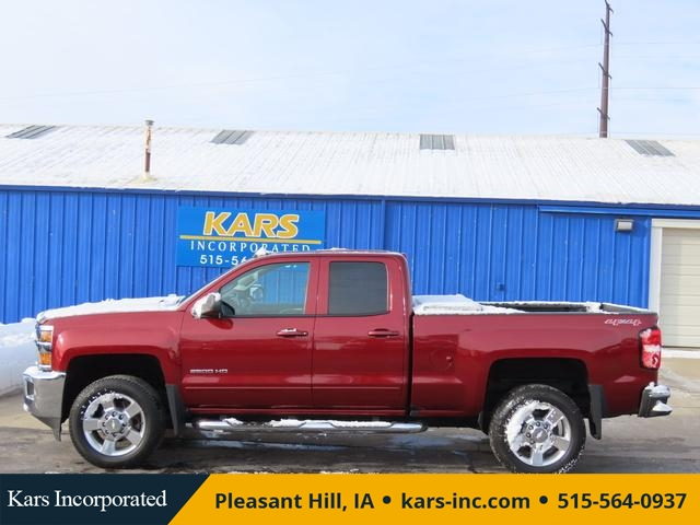 2016 Chevrolet Silverado 2500HD HEAVY DUTY LT 4WD  - G27187P  - Kars Incorporated