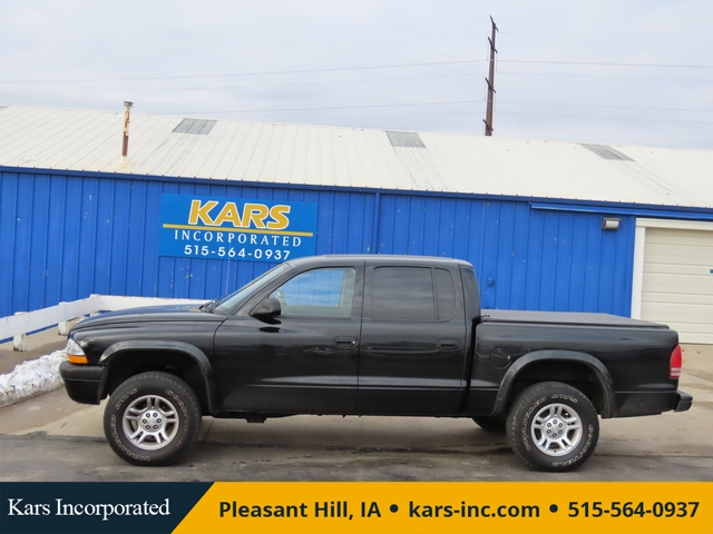 2002 Dodge Dakota QUAD SPORT 4WD Quad Cab  - 202908P  - Kars Incorporated