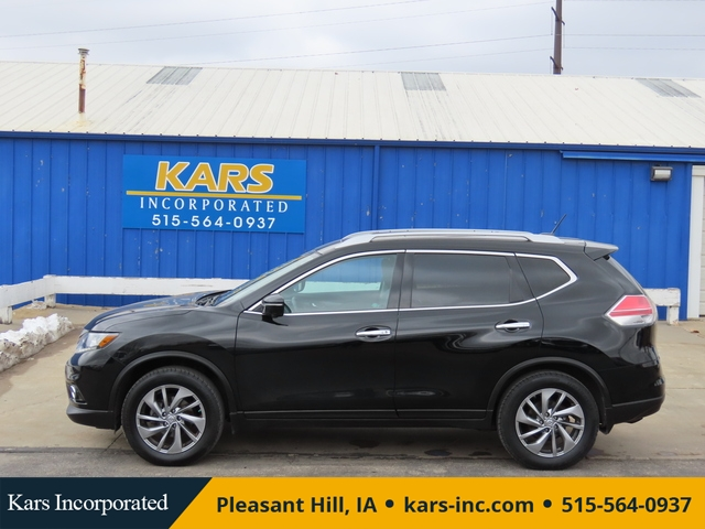 2015 Nissan Rogue S AWD  - F09815P  - Kars Incorporated