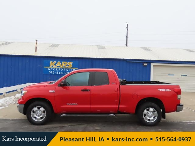 2010 Toyota Tundra DOUBLE CAB SR5  - A57280P  - Kars Incorporated