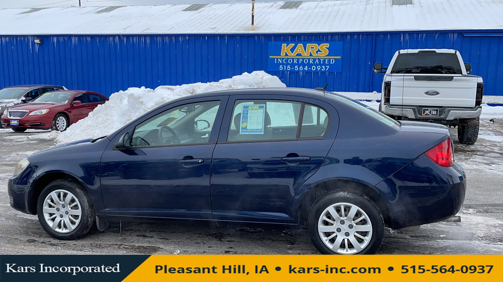 2010 Chevrolet Cobalt 1LT  - A36874P  - Kars Incorporated