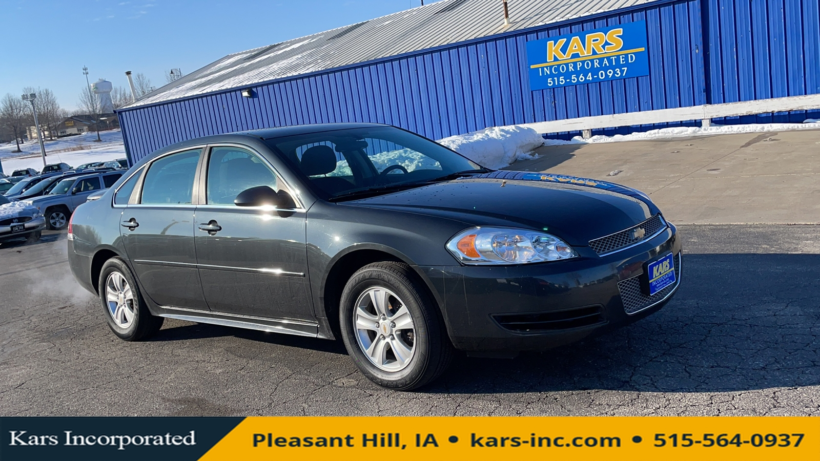 2014 Chevrolet Impala Limited LS  - E57421P  - Kars Incorporated