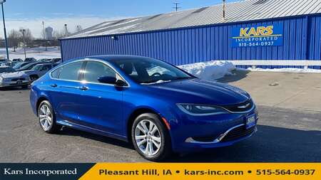 2015 Chrysler 200 LIMITED for Sale  - F61051P  - Kars Incorporated