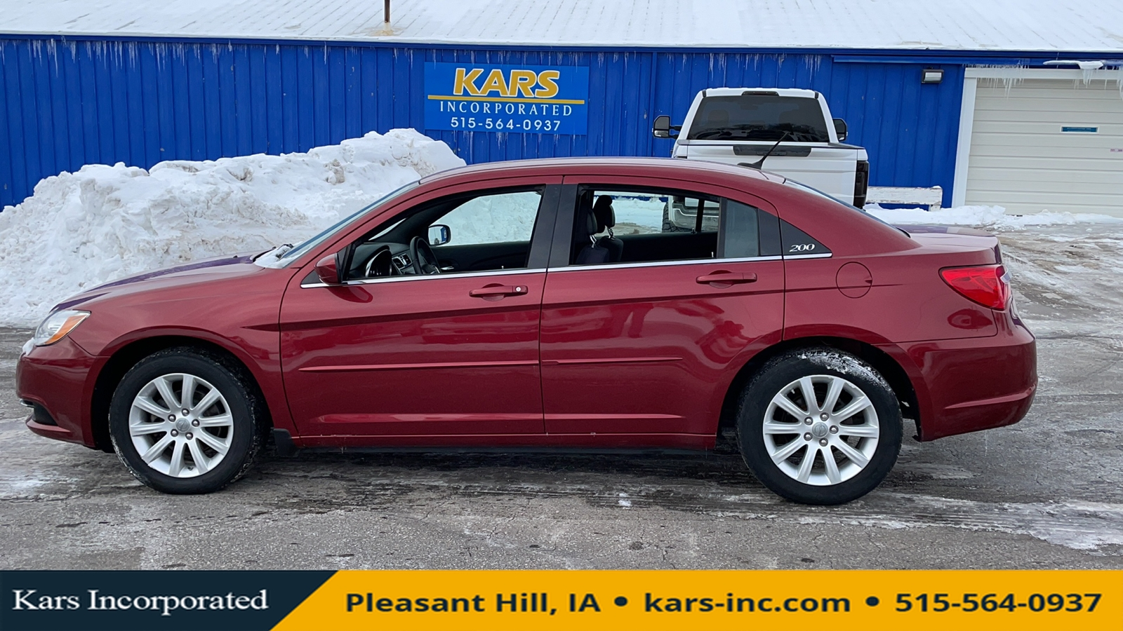 2014 Chrysler 200  - Kars Incorporated