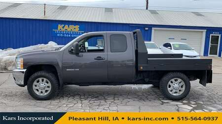 2011 Chevrolet Silverado 2500HD HEAVY DUTY LT 4WD Extended Cab for Sale  - B16897P  - Kars Incorporated