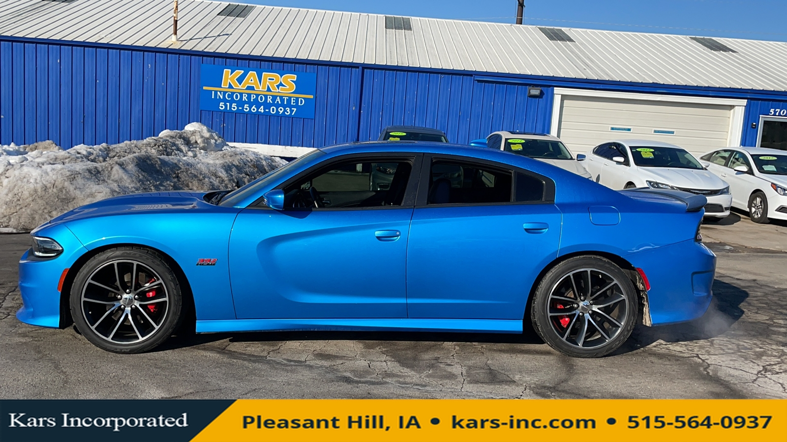 2015 Dodge Charger  - Kars Incorporated