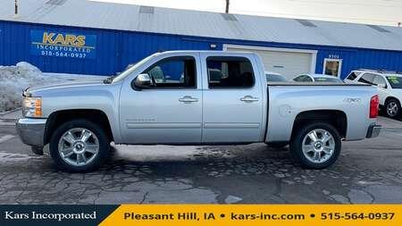 2012 Chevrolet Silverado 1500 LT 4WD Crew Cab for Sale  - C50824P  - Kars Incorporated
