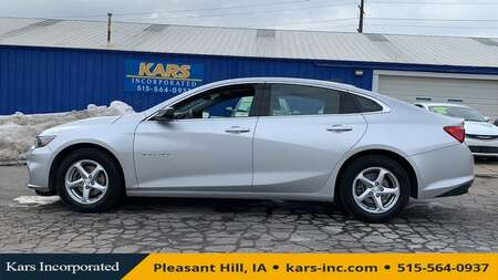 2017 Chevrolet Malibu LS for Sale  - H55261P  - Kars Incorporated
