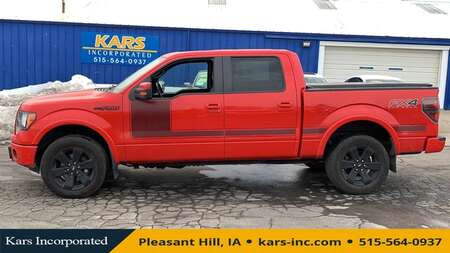 2012 Ford F-150 SUPERCREW 4WD for Sale  - C78154P  - Kars Incorporated