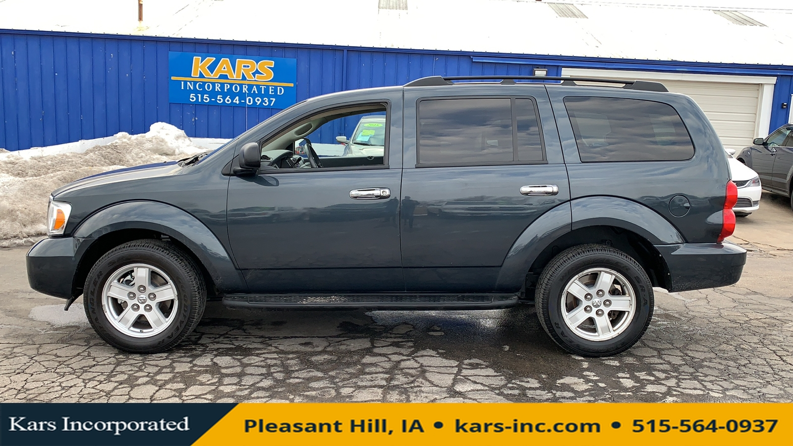 2008 Dodge Durango SLT 4WD  - 838231P  - Kars Incorporated