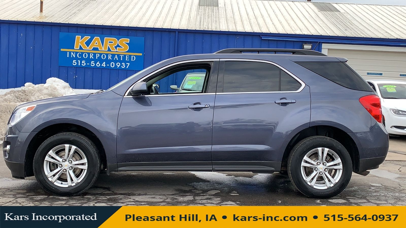 2014 Chevrolet Equinox LT  - E46194P  - Kars Incorporated