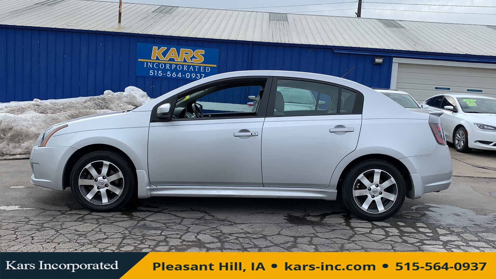 2012 Nissan Sentra 2.0  - C67152P  - Kars Incorporated