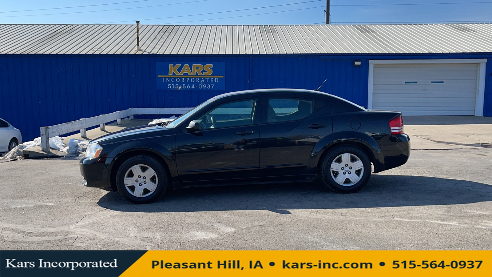 2008 Dodge Avenger SE  - 889690P  - Kars Incorporated
