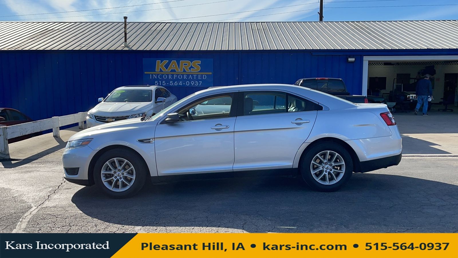 2014 Ford Taurus SE  - E45139P  - Kars Incorporated