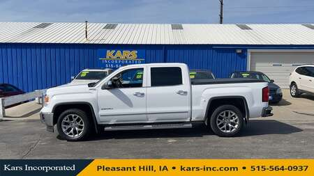 2014 GMC Sierra 1500 1500 SLT 4WD Crew Cab for Sale  - E61972P  - Kars Incorporated