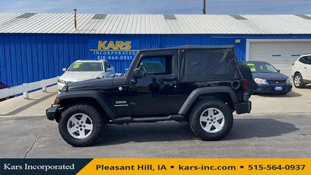 2010 Jeep Wrangler SPORT 4WD for Sale  - A13835P  - Kars Incorporated