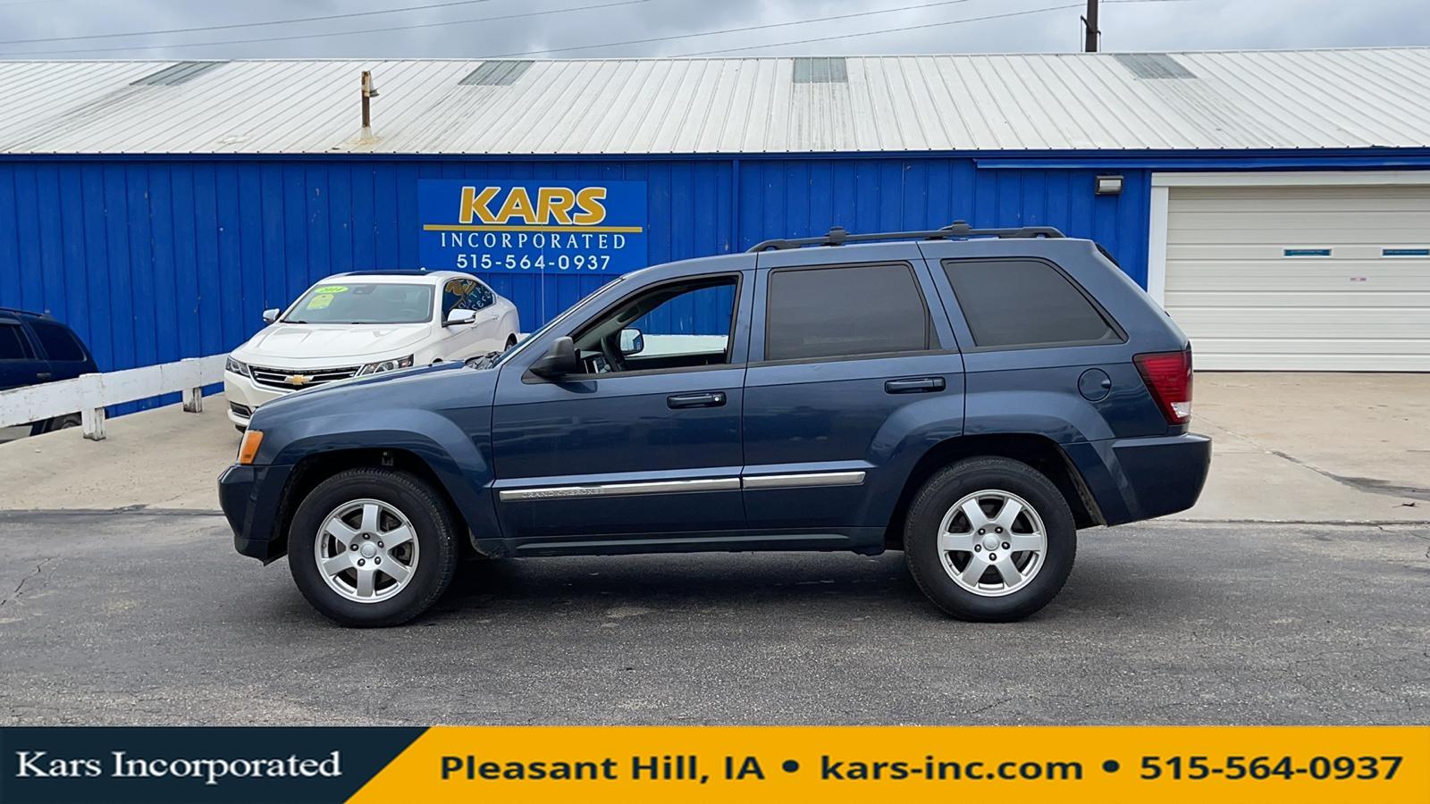 2010 Jeep Grand Cherokee  - Kars Incorporated
